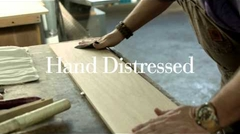 The Making of Estate Collection Hardwood Flooring
