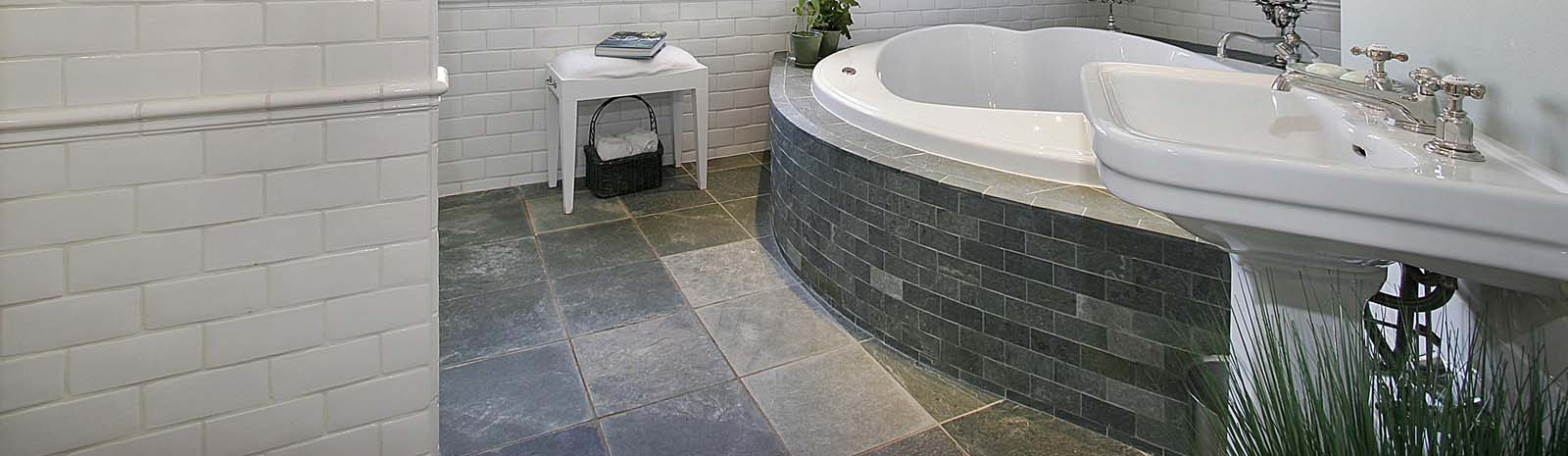 Paint & Tile  | Natural Stone Floors